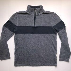 Banana Republic Men's Pullover Sweatshirt Gray Med